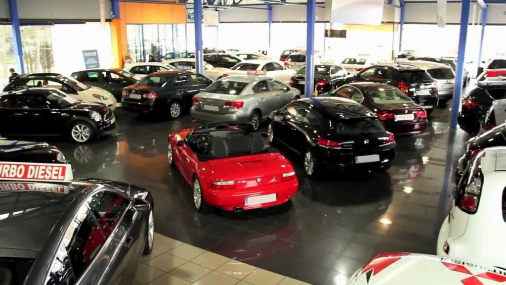 Establecimiento compra-venta coches segunda mano