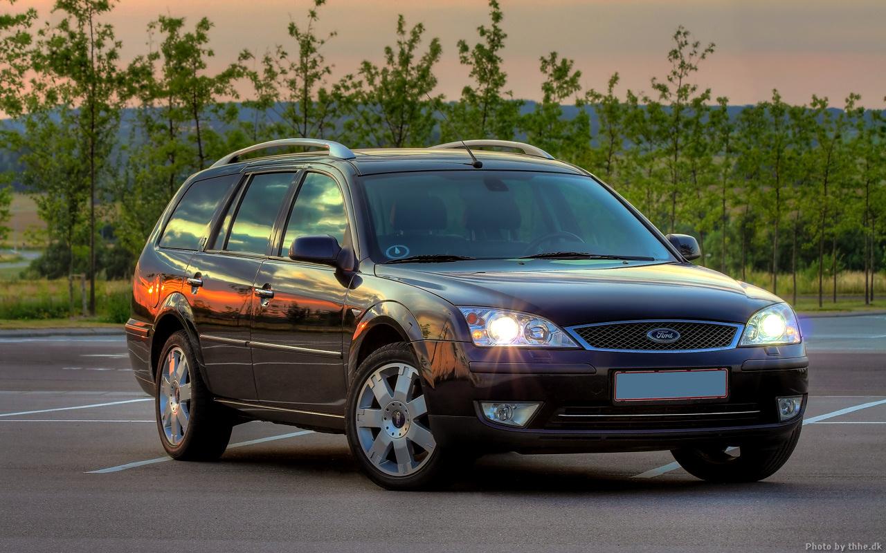 vender mi coche segunda mano Ford Mondeo