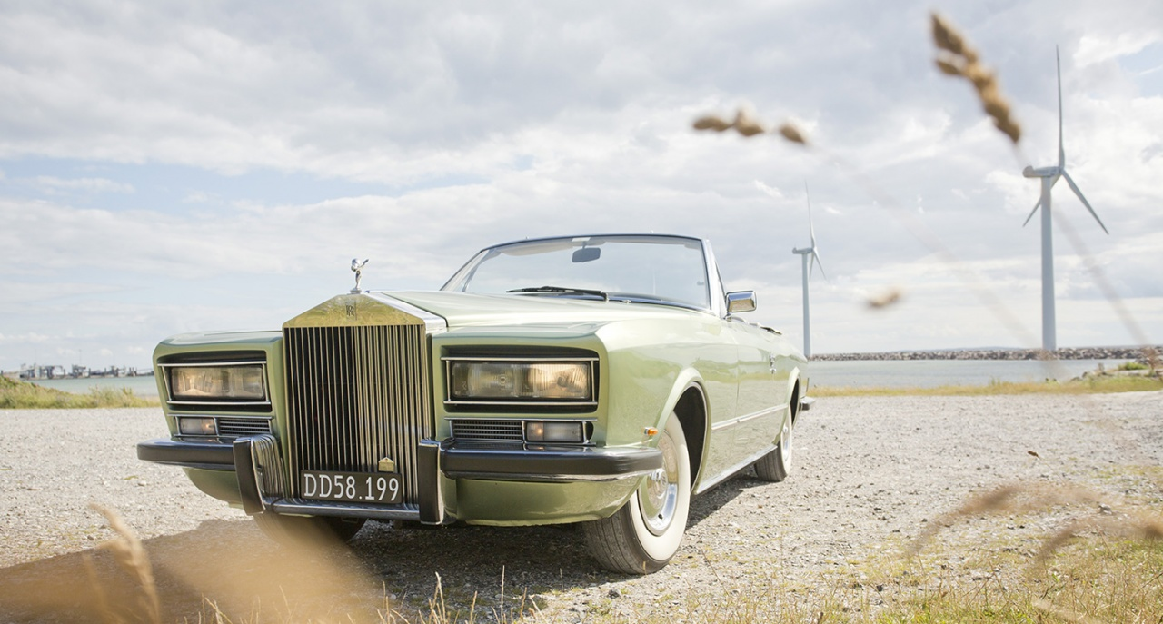 Rolls-Royce Phantom VI cabrio Frua